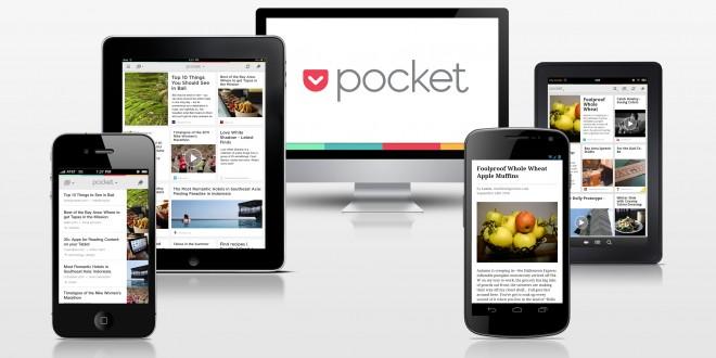 تطبيق | Pocket لقراءة المواضيع لاحقاً